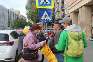Piket - COOP Jednota v Bratislave, 8.10.2019. FOTO - Humánny pokrok (4)